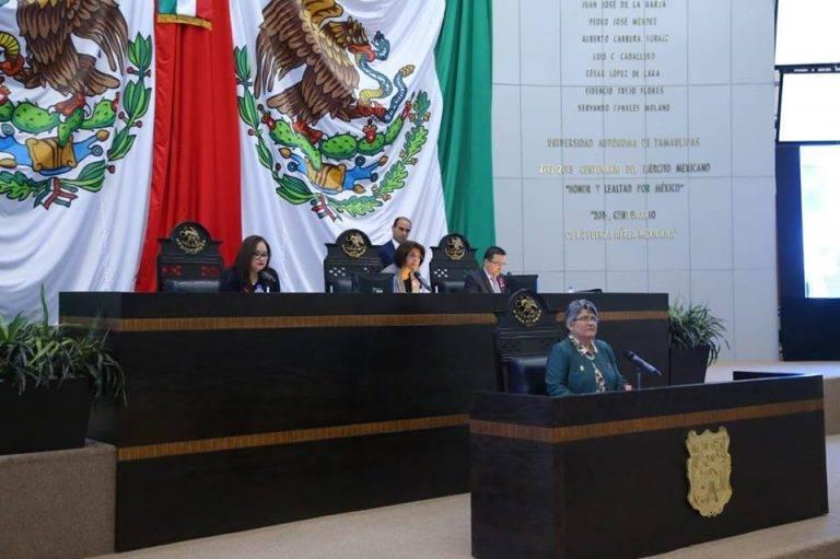 Comparece Secretaria de Salud ante el Pleno Legislativo