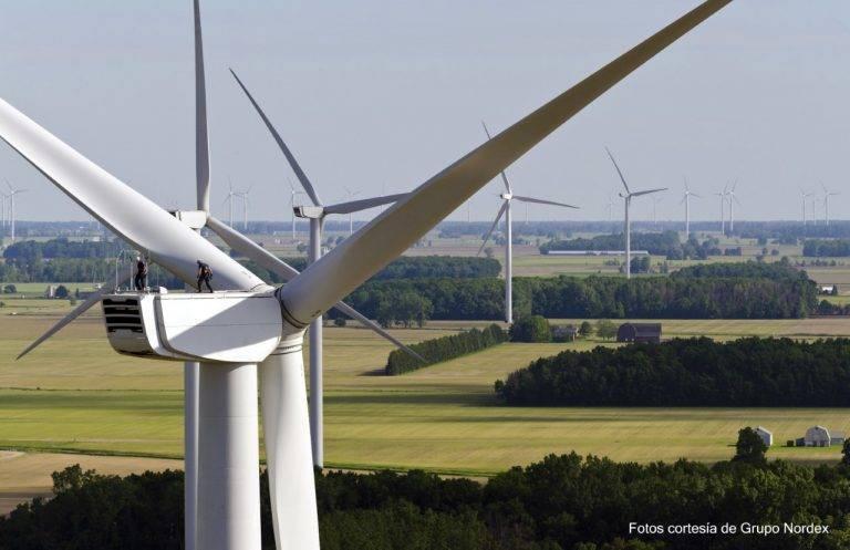 Grupo Nordex producirá palas de rotor en Matamoros