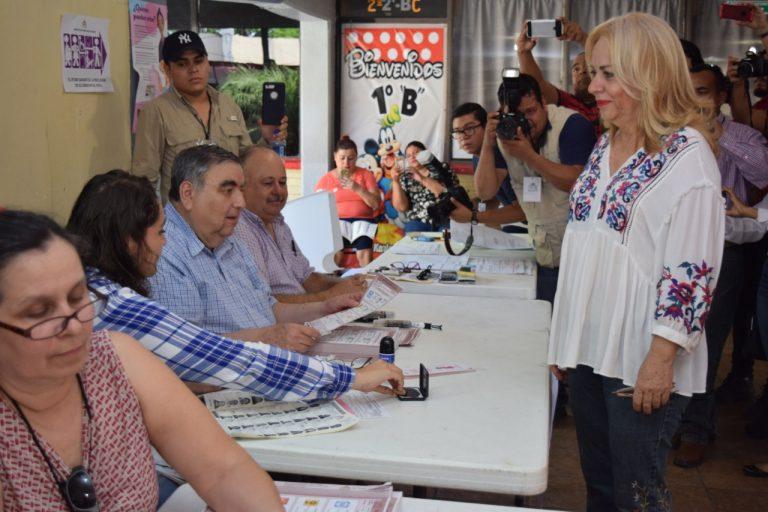 Lamenta candidata deceso de Leal Doria