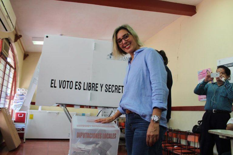 Respetaremos los resultados: Pilar Gómez