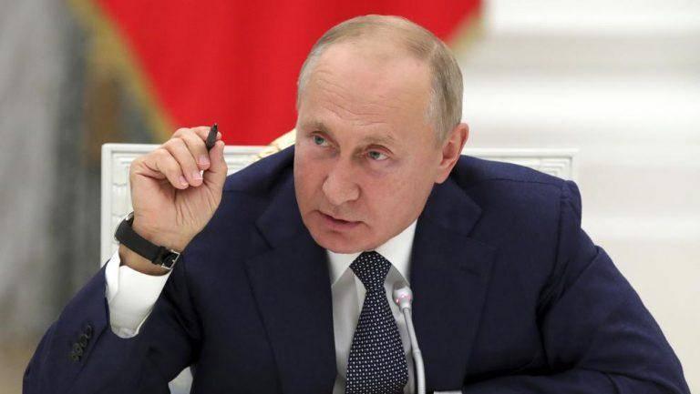 Proponen a Putin para el premio Nobel de la Paz de 2021