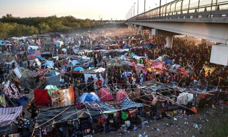 Expulsó EU a 4 mil haitianos de Texas