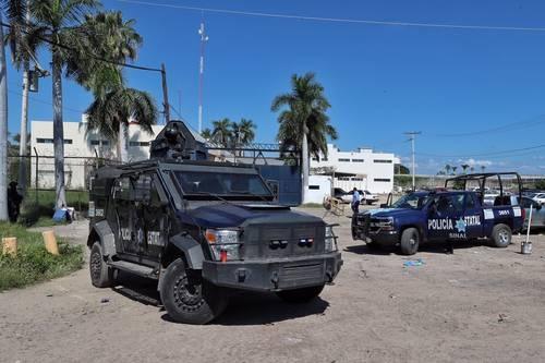 Riña en penal de Sinaloa deja tres muertos