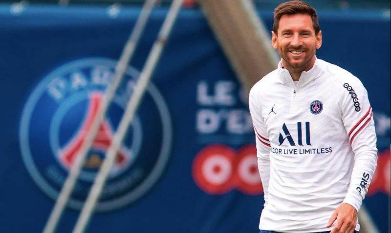 El PSG felicita a México con Ney y Messi como protagonistas»»