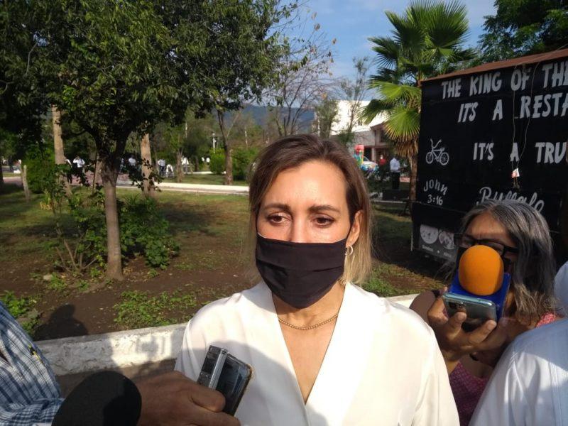 Se dará apoyo necesario a proyectos del alcalde entrante: Pilar