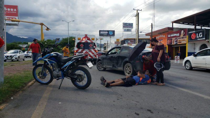 Implementarán estrategia para frenar accidentes vehiculares
