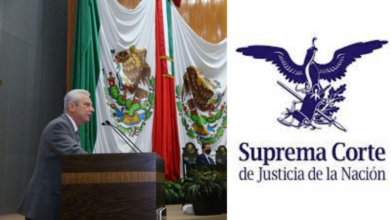 Morena va a SCJN a combatir «Ley Guarura» y «Ley Carnal»