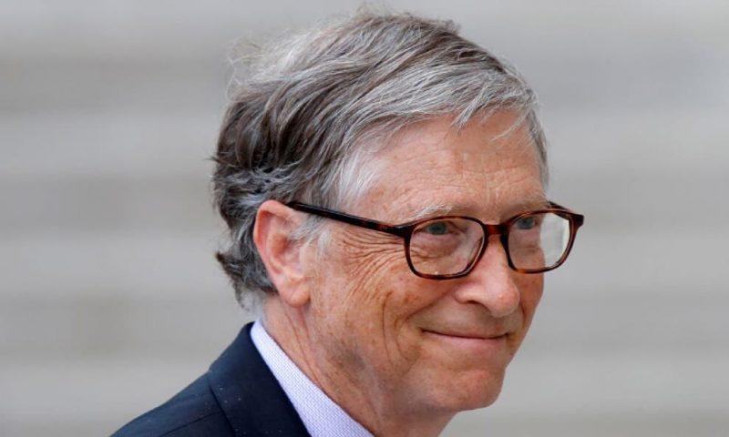 Mantuvo Gates coqueteo con ex empleada de Microsoft