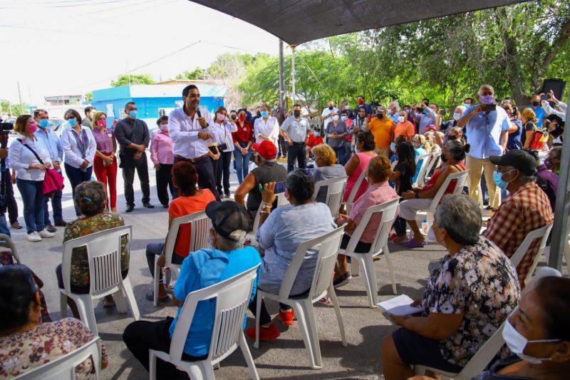 Apoya Municipio a adultos mayores