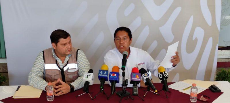 Anuncia Delegado Federal próxima visita del Presidente López Obrador
