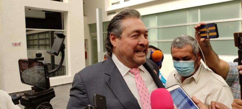 «No seré el poder tras el trono»: Gustavo Cardenas