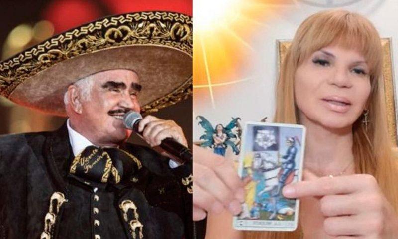 Mhoni Vidente hace fuerte predicción sobre Vicente Fernández